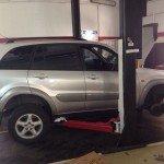 ремонт двигателя Toyota Rav 4 в Киеве