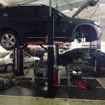 Ремонт двигателя на BMW X5 в Киеве