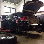 Замена амортизаторов на Toyota Venza в Киеве