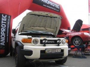 Заменить моторное масло в Киеве