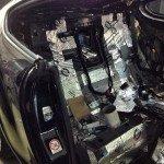Шумоизоляция Bentley Continental GT
