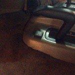 кнопка переключения Газ/Бензин в салоне автомобиля Jeep Grand Cherokee