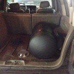 jeep grand cherokee баллон 76 литров
