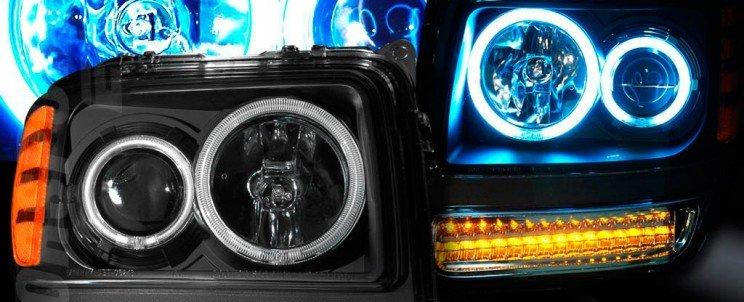 установка дополнительного освещения на автомобиль
