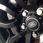 Обработка Range Rover Weprosil для колесных дисков