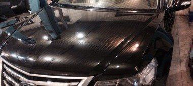 -Установка гбо 4 на Honda Legend